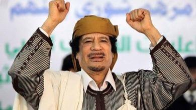 Photo de Ce qu'il faut savoir sur Mouammar Kadhafi et son rêve des États-Unis d'Afrique