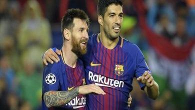 Photo de « Je serais heureux s'il va dans un autre club » : Luiz Suarez à propos de Lionel Messi