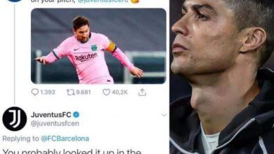 Photo de Ligue des Champions : quand le Barça chambre la Juventus  qui lui répond à son tour sur Twitter