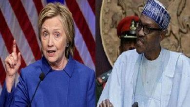 Photo de Brutalité policière au Nigeria : Hillary Clinton envoie un message fort au président Buhari (vidéo)