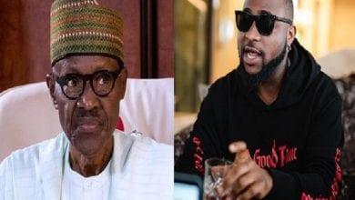 Photo de Brutalité policière au Nigeria : après Wizkid, Davido tacle le président Buhari