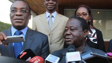 Photo de Côte d'Ivoire /Dialogue politique : Bédié et Affi dénoncent le jeu trouble de la CEDEAO
