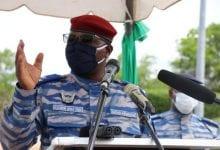 """Photo de Le Général Apalo Touré prévient : """"nous militaires, nous avons des armes et on peut rester à Akouédo, tirer là et ça va tomber à Dabou"""""""