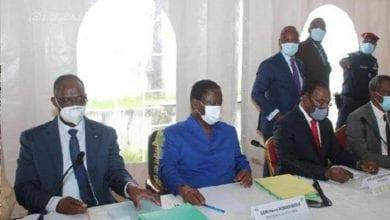 Photo de Côte d'Ivoire / Présidentielle 2020: voici ce que la mission de la CEDEAO recommande à l'opposition