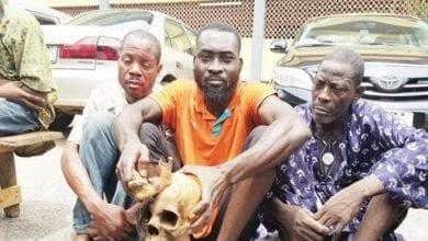 Photo de Nigeria: ils exhument 10 cadavres et les décapitent pour un sacrifice rituel