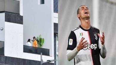 Photo de Cristiano Ronaldo : son domicile cambriolé, le voleur repart avec un surprenant butin