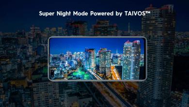 Photo de TAIVOS ™ Lab offre au CAMON 16 Premier une expérience de prise de vue nocturne sans précédent