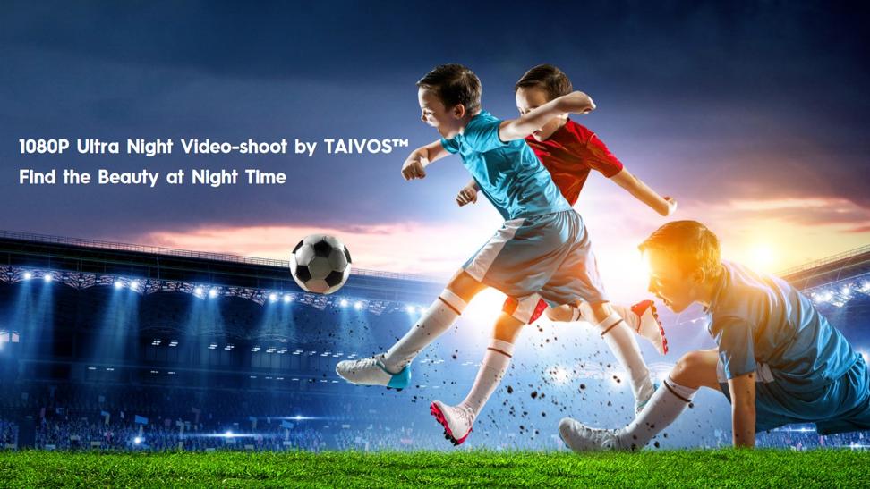 TAIVOS ™ Lab offre au CAMON 16 Premier une expérience de prise de vue nocturne sans précédent