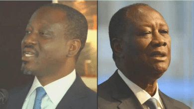 """Photo de Après le discours de Ouattara à Bouaké, Soro riposte: """" Son pouvoir est fini """""""