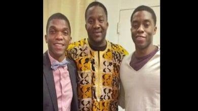 Photo de Chadwick Boseman: ses frères parlent des derniers jours de l'acteur