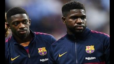 Photo de Après les refus de Dembélé et Umtiti de quitter le Barça, voici les sanctions qui pourraient les viser