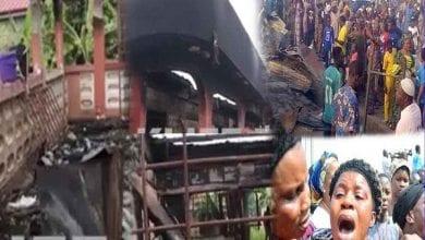 Photo de Ghana : 4 enfants brûlés à mort après que leur mère les a enfermés pour assister à une nuit de prière (vidéo)