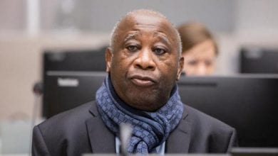 Photo de CPI / En attente d'une décision de la CPI, Laurent Gbagbo frappé par un deuil