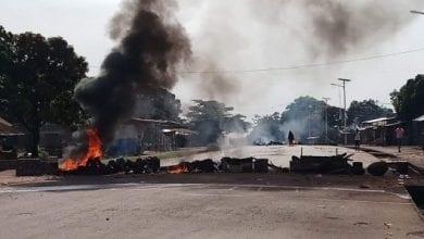 Photo de Présidentielle / La Guinée bascule dans l'horreur…Alpha Condé livre un message