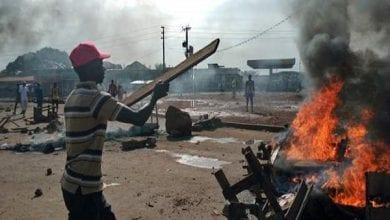 Photo de Guinée/violence postélectorale : le bilan des morts s'alourdit