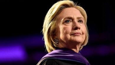 Photo de Libye : Hillary Clinton pourrait être attaquée en justice par un cousin de Kadhafi