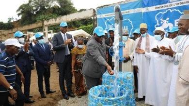 Photo de Côte d'Ivoire : la SODECI lance un vaste programme d'adduction d'eau potable dans tout le pays