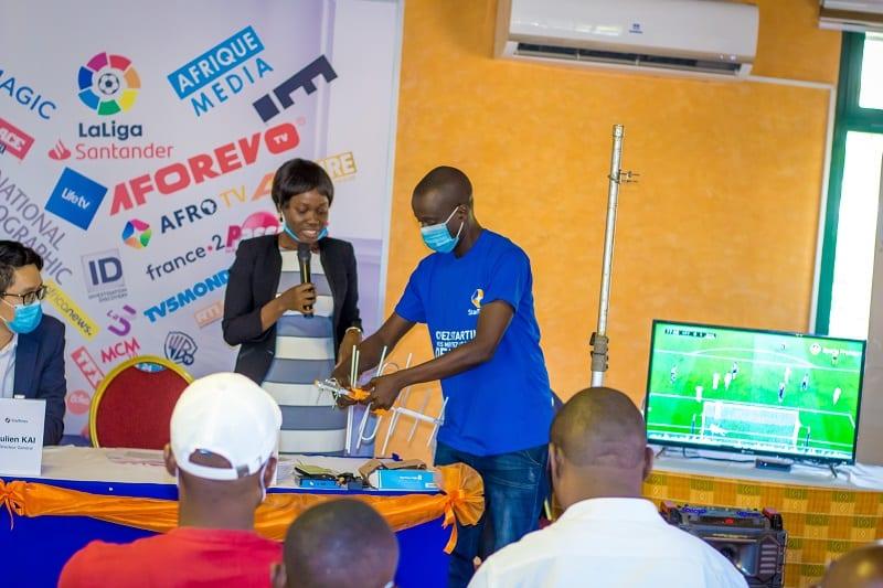 StarTimes lance officiellement sa télévision numérique terrestre (TNT)