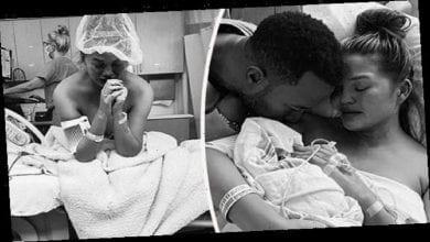 Photo de John Legend et sa femme perdent leur 3e enfant peu de temps après sa naissance