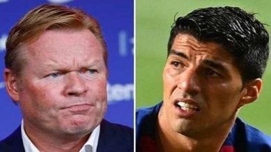 Photo de Barça : Koeman explique enfin pourquoi Luis Suarez devait partir