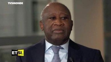 """Photo de A propos de son passeport, Gbagbo défie Ouattara: """" Si je veux rentrer, je rentre """""""