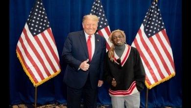 Photo de Présidentielle américaine: Lil Wayne annonce son soutien à Trump !