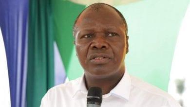 """Photo de Mabri Toikeusse à Ouattara : """"Un État voyou mérite une désobéissance civile"""""""