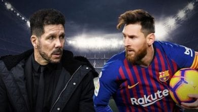 Photo de La surprenante réponse de Simeone à la question si Messi peut signer à l'Atletico