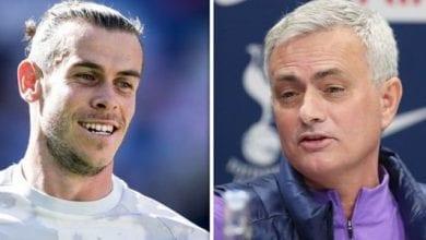 Photo de Tottenham : Mourinho lance une pique à Gareth Bale après ses débuts ratés
