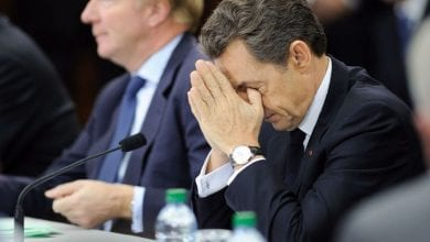Photo de France-Justice/ Nicolas Sarkozy essuie une première défaite lors de son procès