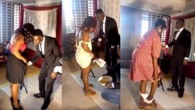 Photo de Ghana: la vidéo 'd'un pasteur' rasant les poils pubiens des femmes dans un film suscite l'indignation