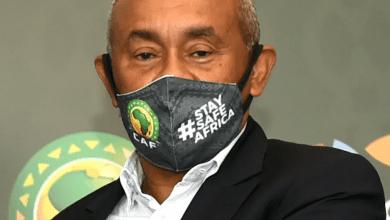 Photo de Covid-19 : le président de la CAF Ahmad, testé positif