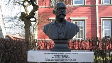 Photo de Robert Koch : le scientifique allemand qui utilisait les colonies africaines comme laboratoire