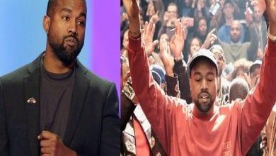 Photo de « Merci Jésus » : Kanye West célèbre sa valeur nette de 5 milliards de dollars
