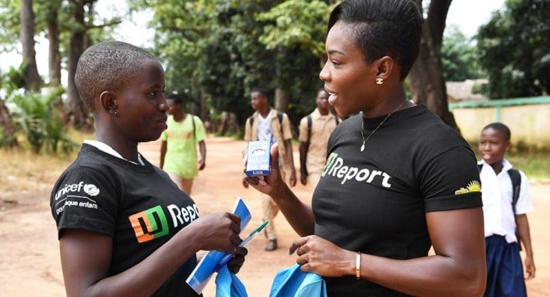 Murielle Ahouré nommée ambassadrice nationale de l'UNICEF