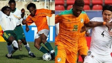Photo de Côte d'Ivoire : Jumaa Saeed, un début semblable à celui de Didier Drogba !