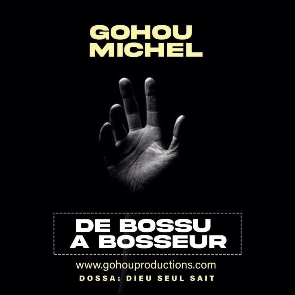 Gohou Michel : son message émouvant sur son parcours qui fait jaser la toile