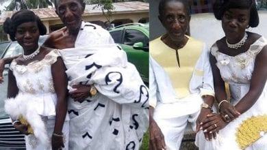 Photo de « Il est performant au lit » : se vante une femme de 35 ans mariée à un homme de 97 ans (vidéo)