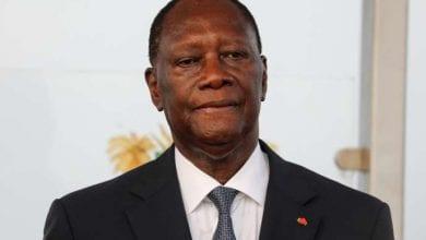 """Photo de Alassane Ouattara : """" si Bédié revenait, ce pays serait détruit """""""