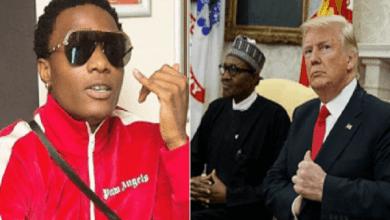 Photo de « Donald Trump n'est pas ton affaire, occupe-toi de ton pays » : Wizkid tacle le président Buhari