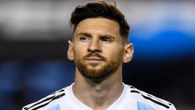 Photo de Lionel Messi: « C'est le plus gros problème de notre société et il faut y remédier »