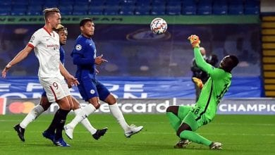 Photo de Chelsea : l'international sénégalais Edouard Mendy officiellement n°1 devant Kepa !
