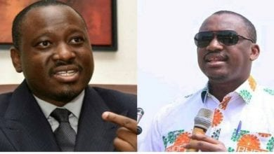 Photo de Côte d'Ivoire/ Touré Mamadou, Ministre de la Promotion de la Jeunesse: « Soit Guillaume Soro a menti au président Bédié, soit… »