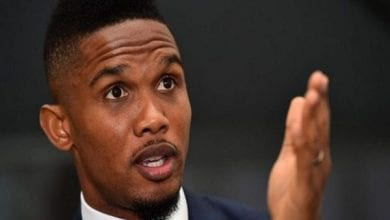 Photo de « N'importe quoi » : Samuel Eto'o s'en prend à France Football