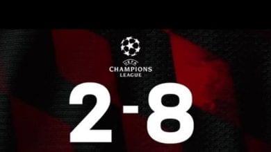Photo de (2-8), Bayern Munich chambre de nouveau le Barça sur Twitter