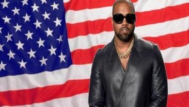 Photo de Kanye West : « Dieu veut que je sois président »