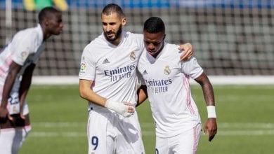 """Photo de Zidane à propos de Benzema et Vinicius : """" C'est bien que ces choses arrivent…"""""""