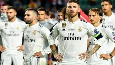 Photo de Real Madrid : le président Florentino Pérez désigne ses six joueurs intransférables