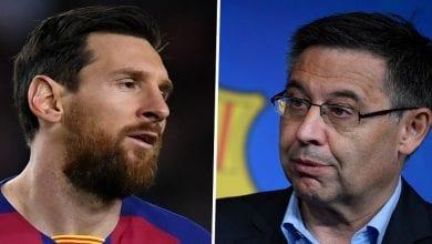 Photo de Barça : après la démission de Bartomeu, Messi prend une forte décision