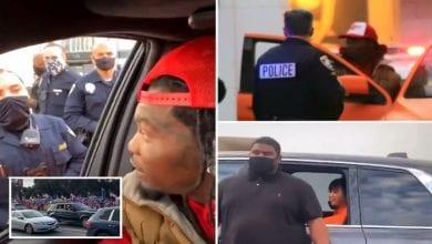 Photo de USA: Offset, le compagnon de Cardi B interpellé par la police